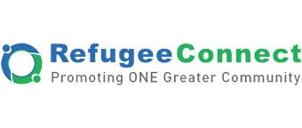 Refugee Connect logo